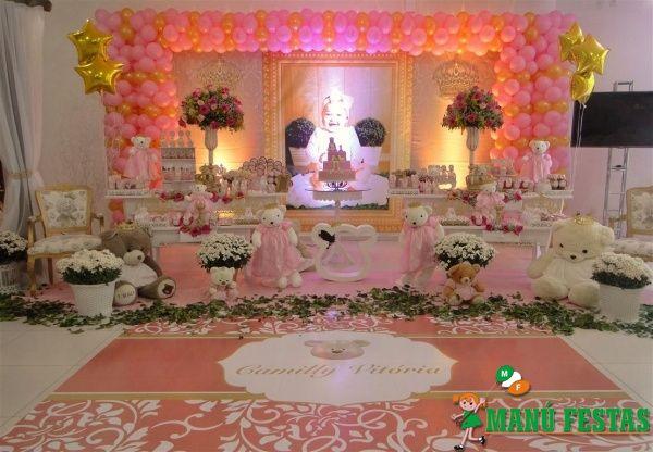 Camilly Vitória (1 Ano) - Espaço MANU FESTAS | Aniversários | Eventos « Portal Manú Festas e Decorações - infantil, formaturas, casamentos, Biguaçu, Florianópolis