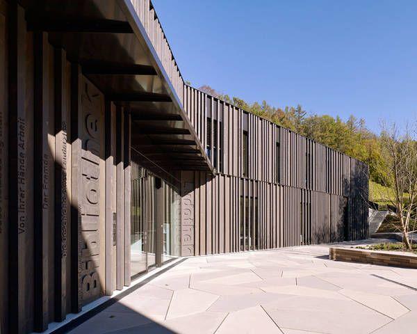 bauzeit Architekten - Bibliothek, Ludothek, Verwaltung, Spiez