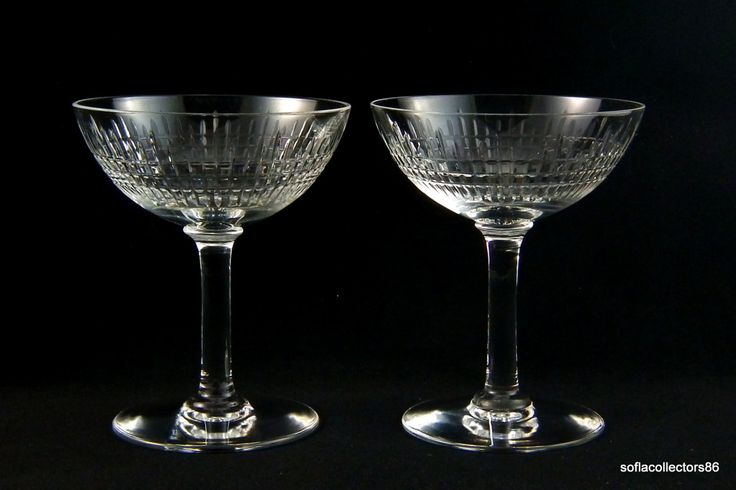10 images about vintage elegant stemware champagne flutes coupes and saucers on pinterest. Black Bedroom Furniture Sets. Home Design Ideas