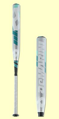 Brand New for 2016: The DeMarini CF8 Slapper Fastpitch Softball Bat: DXCFA!  Designed specifically for left-handed hitters who primarily slap-hit or bunt the ball to reach base, the Slapper provides a lower MOI and longer barrel when compared to the DXCFP model.