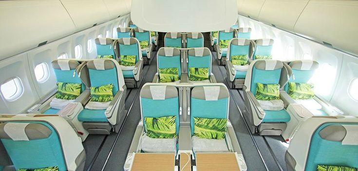 Air Tahiti Nui récompensée « meilleure compagnie aérienne du Pacifique Sud »