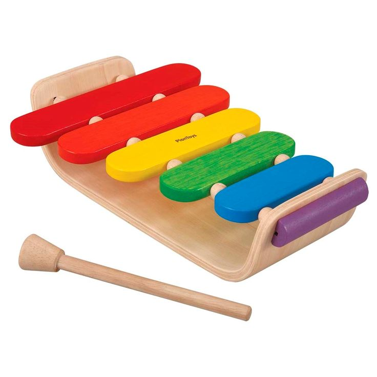 Plantoys oval xylofon