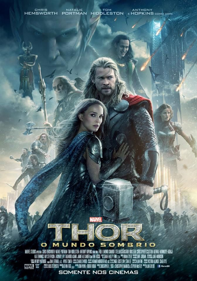 Download - Filme - Thor - O Mundo Sombrio (2014) D...