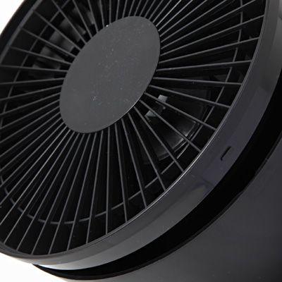 サーキュレーター(低騒音ファン)・ブラック AT‐CF18R‐K | 無印良品ネットストア