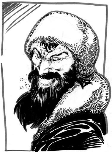 Rasputin - Hugo Pratt