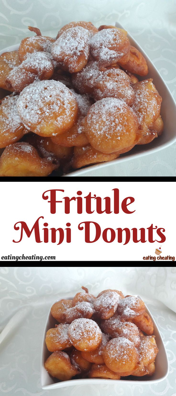 """Do you love donuts? Do you love nutella? If so, than you will love these mini doughnuts, known as """"Fritule"""" made for Christmas time. Those mini doughnuts are very easy to make and in combination with nutella, perfect! Here you will see how to make mini doughnuts known as Fritule. Let's start!"""