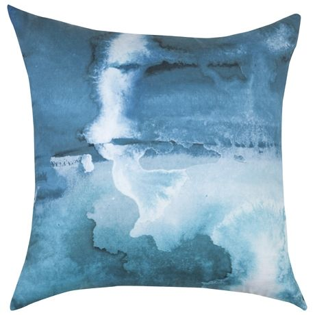 Troubled Waters Cushion 50x50cm