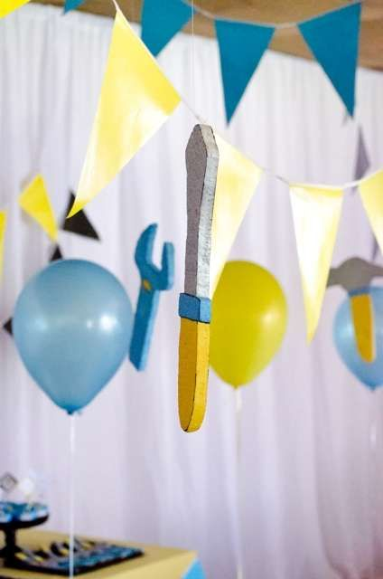 Euen's 2nd birthday party! | CatchMyParty.com