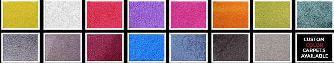 Event Carpet Color Guide for Aisle Runners   Red Carpet Systems FAQ. For more information about factory direct event carpets, go to http://www.redcarpetsystems.com/products-services/event-carpets-for-sale/