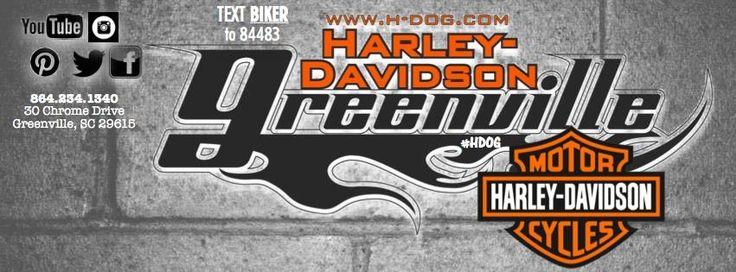 Harley-Davidson of Greenville  www.h-dog.com