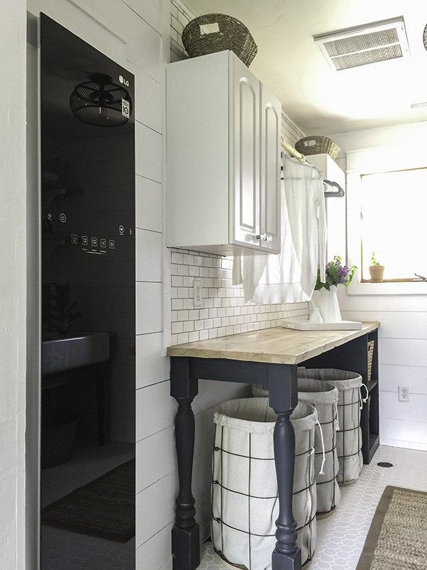 25 Best Ideas About Farmhouse Laundry Rooms On Pinterest