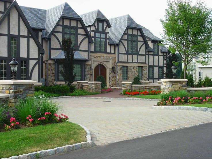 Cresskill NJ Driveway Design And Landscaping