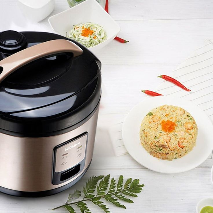 Smart Electric Rice Cookers And Steamer On Sale 3L Home Appliances for Kitchen(Now On Sale!!!)