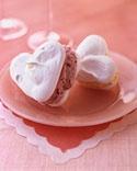 Handwritten Valentine Cupcakes with Chocolate Glaze - Martha Stewart Recipes