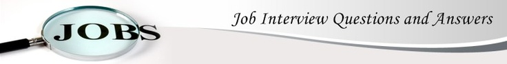 Job interview questions and answers. Tips to get you hired! #job #careers #employment