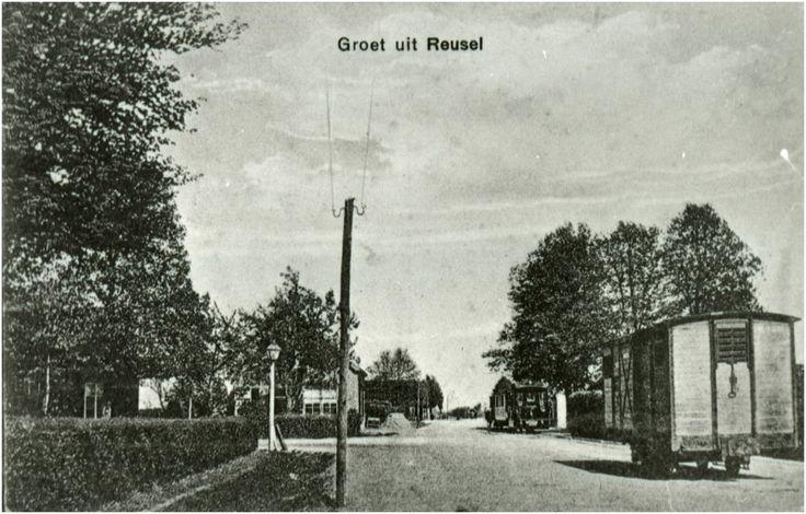 Grensovergang, Reusel 1910-1920