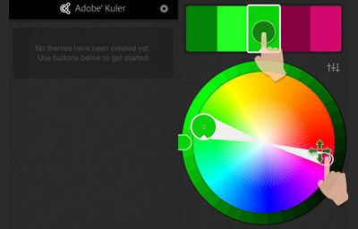 Easy Color Scheme Generation with Adobe Kuler for iOS