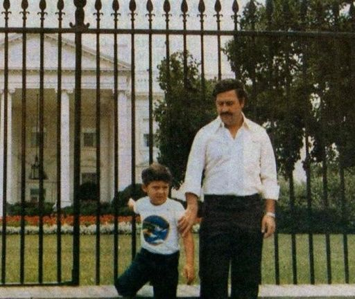 """Pablo Escobar's Son reveals his dad, """"worked for the CIA selling cocaine."""" Unsurprisingly, Western media is completely silent..."""
