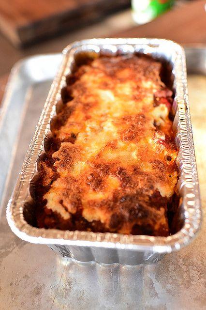 Lasagna Rollups by Ree Drummond / The Pioneer Woman, via Flickr