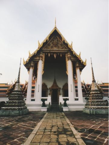 Wat Pho | Bangkok | Thailand // Living in an adventure // Photo by Elina Andstén
