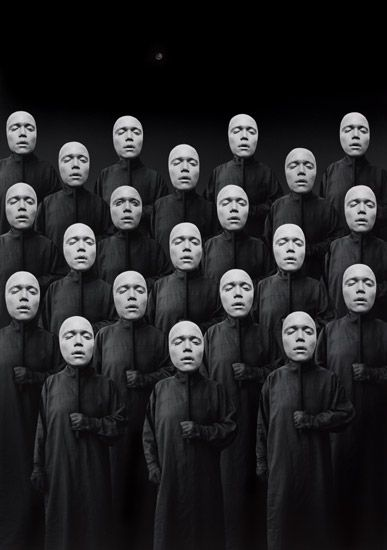 Misha Gordin - possible image stimulus for physical theatre.