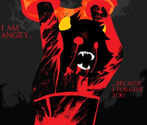 • homestuck sufferer The Signless The Sufferer doomsday-armageddon •