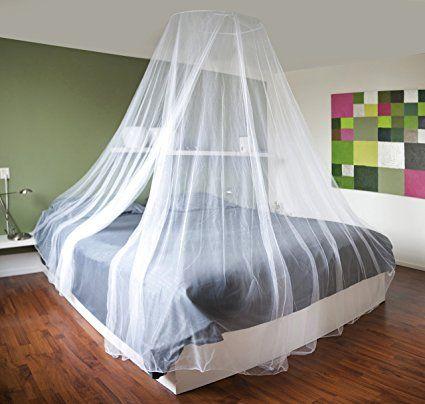 Oltre 25 fantastiche idee su zanzariera letto su pinterest zanzariera baldacchino zanzariera - Zanzariera letto ...