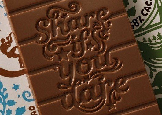 Moonstruck Chocolate Classic range  #chocolate  @frances_quinn #type #typography  via @tomjohn001