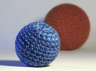 Calculadora Patrón ganchillo Esfera