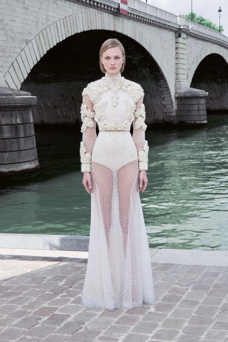 Défilé Givenchy Couture Hiver 2011-2012 2