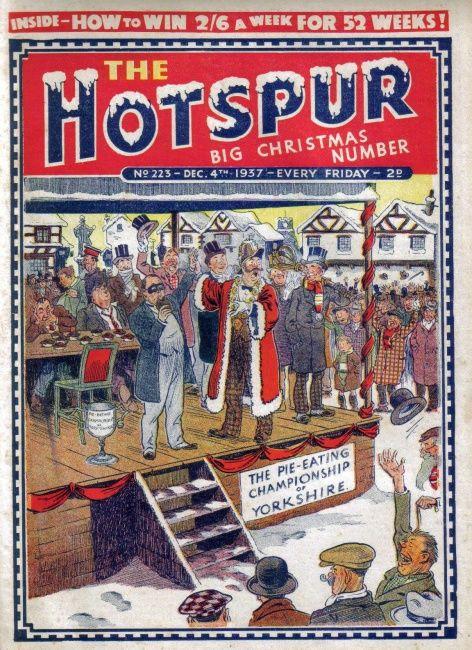 The Hotspur No.223 -4th December 1937
