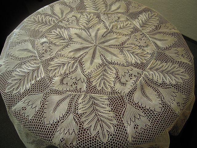 Ravelry: Angelica pattern by Herbert Niebling