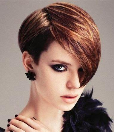 tendencias cortes de pelo corto