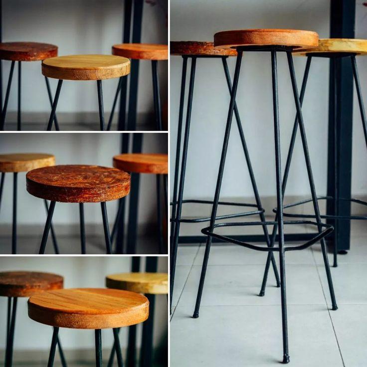 M s de 1000 ideas sobre mesas altas en pinterest mesas for Sillas modernas altas