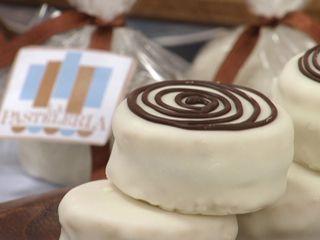 Recetas | Alfajores de maní y dulce de leche | Utilisima.com