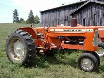 d19 allis chalmers for sale   Used Farm Tractors for Sale: Allis-Chalmers D19 (2005-09-14 ...