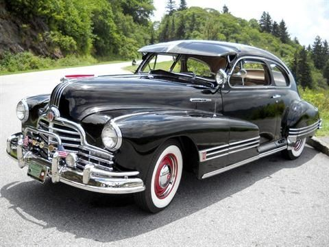 1948 Pontiac Deluxe Streamliner Sedan Coupe Cars R 233 Tro