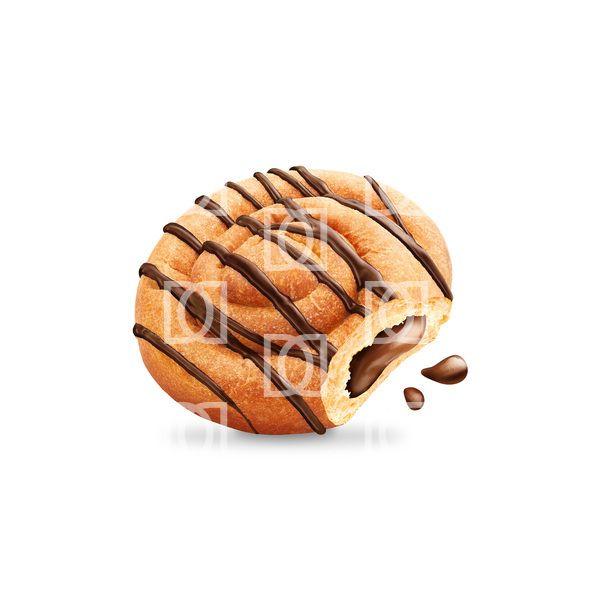 Ensaimada cacao - Dulcesol