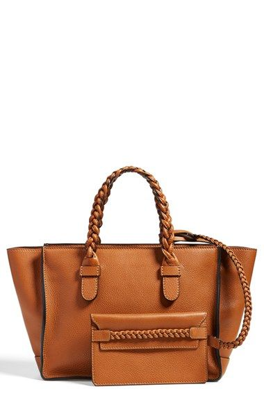 Valentino 'T.B.C.' Double Handle Leather Tote available at #Nordstrom