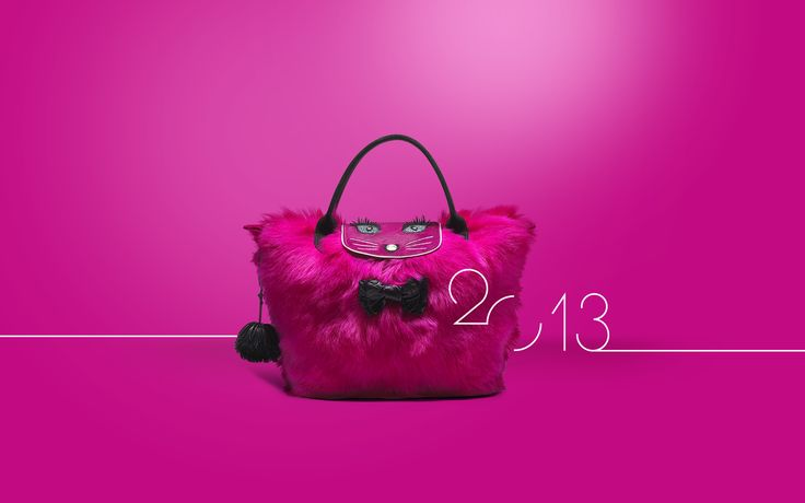 In 2013, Longchamp welcomed Le Pliage Petit Chat to the family! #Meow #LePliage20