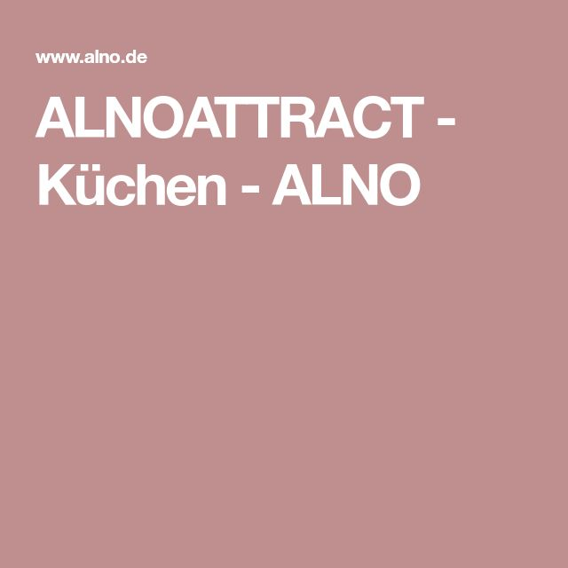 Die besten 25+ Alno küchen Ideen auf Pinterest Moderne - nolte küchen schubladeneinsatz