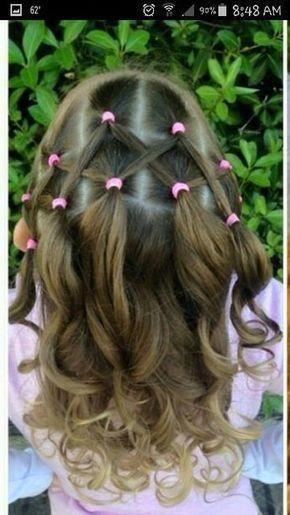 Korean Hairstyle Girl   4 Year Baby Girl Hairstyle   Little Girl Summer Hairstyl...   - Korean Hair - #baby #girl #Hair #Hairstyl #Hairstyle