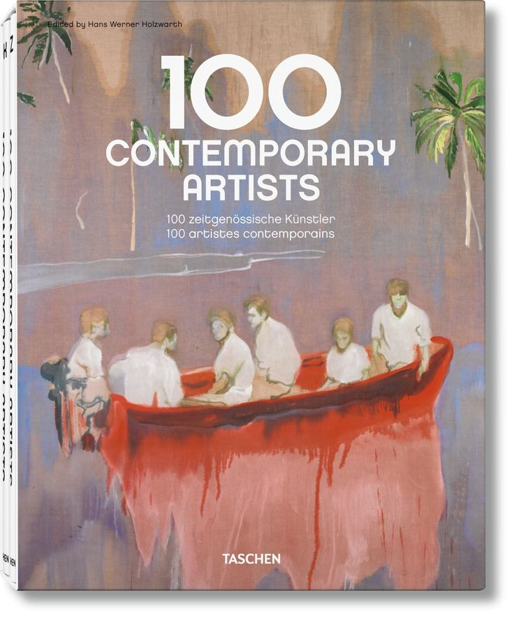 Hans Werner Holzwarth - 100 Contemporary Artists -