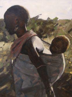 Samburu Mother & Child
