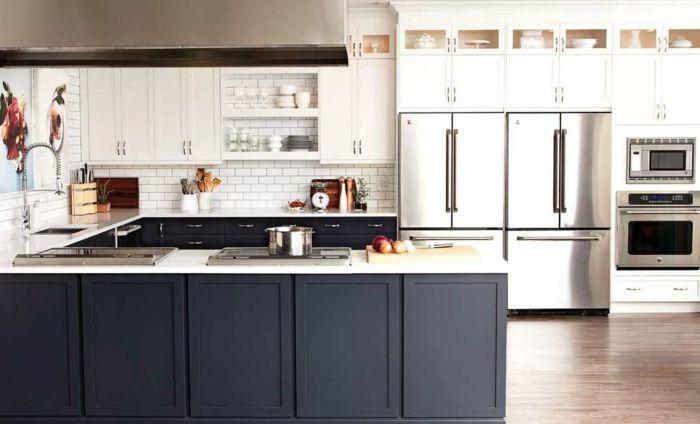 die besten 25 metro fliesen ideen auf pinterest u bahn fliese k chenfliesen und fischgr te. Black Bedroom Furniture Sets. Home Design Ideas