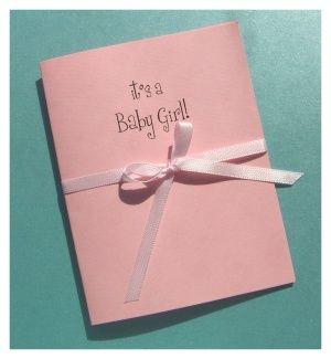 super easy super cute baby shower invitations