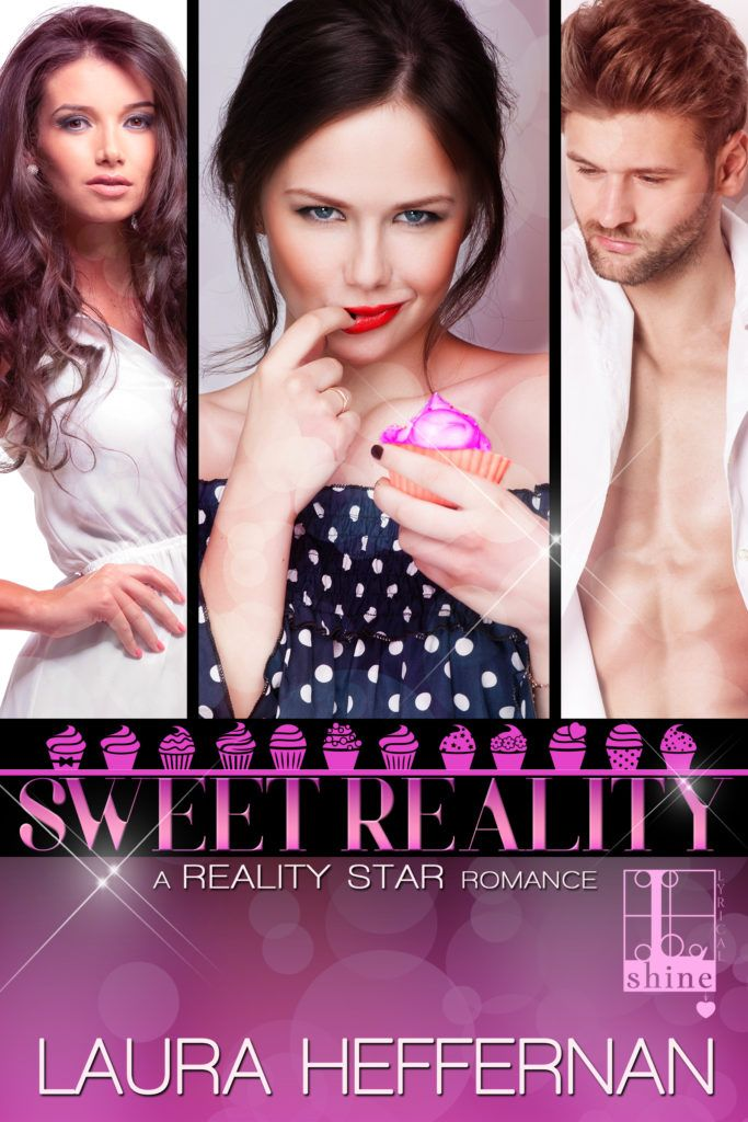 Sweet Reality by Laura Heffernan  Excerpt Reveal  Release Date: September 5 2017    Synopsis  SUGAR SEA SALT AND SHOW BIZ Jen Reids life after walking off a reality show has been greatshes gone from being a broke twenty-four-year-old Seattleite with no love life and no job to the twenty-five-year-old who got the guy moved to Miami and is starting a bakery with her best friend. She thinks her showmance love might be about to propose. And with mouthwatering goodies based on everyones favorite…