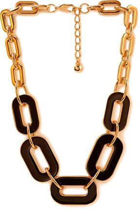 Forever 21 イブニングエッジネックレス / chain neckless on ShopStyle