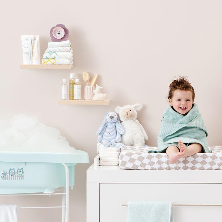 Maak van iedere badsessie een groot feest. Waar moet je op letten? #baby #bad #tips