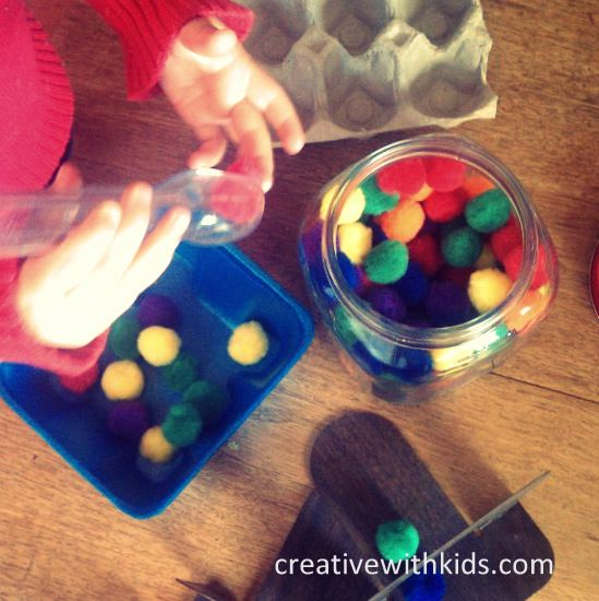 List- Simple Supplies for Anytime Toddler Play
